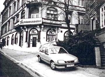 Aussen historisch 2 - Ambassador Versicherungsmakler - Pabst Finanzberatung Bielefeld - Ihr Experte für Finanzen, Immobilien und Versicherungen